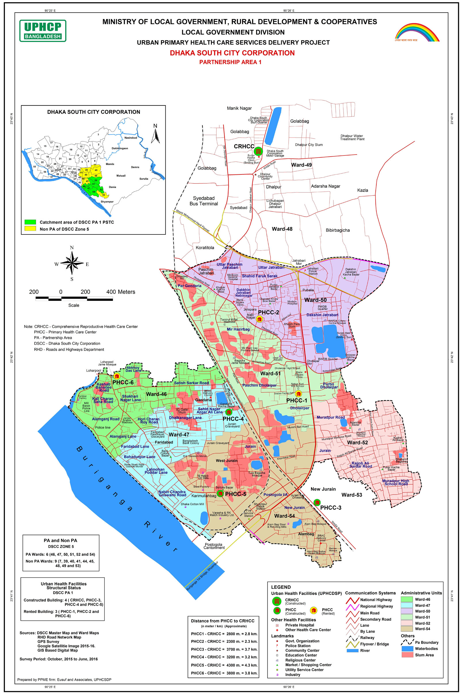 Project Area Maps - Bangladesh map download